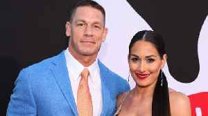 John Cena and Nikki Bella 'Not Officially Back Together' Yet, Source Says [Video]