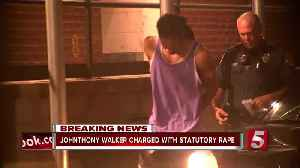 News video: Johnthony Walker Charged With Aggravated Rape