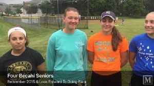 News video: Becahi seniors talk about playing in another state softball final