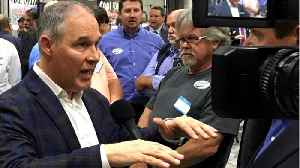 News video: Pruitt's Midwest Tour May Turn Out To Be Farewell Tour