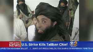 Pakistan Taliban Leader Killed In U.S. Drone Strike [Video]