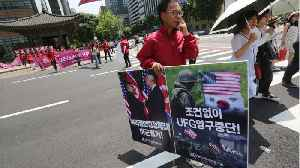 News video: U.S. Forces In South Korea Not Going Anywhere?