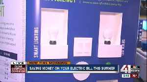 How to save money on energy during summer months