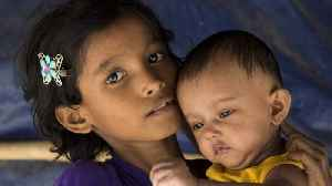News video: Monsoon Season Likely To Bring Even More Death, Destruction To Rohingya Muslims