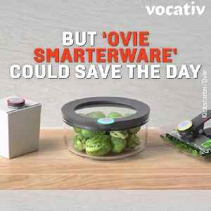 News video: Smarterware is the New Food Storage That Will Reduce Waste and Save Money
