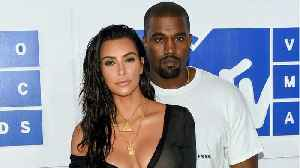 Kanye West And Kim Kardashian West Attend Nas' Listening Party