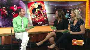 News video: Ryan Jay Reviews Incredibles 2