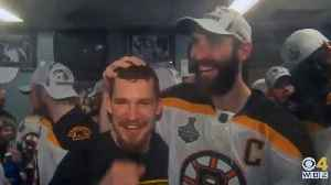 News video: Throwback: Bruins Celebrate Stanley Cup Victory In 2011