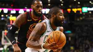 News video: NBA Free Agency: Could LeBron and Kyrie Somehow Reunite?