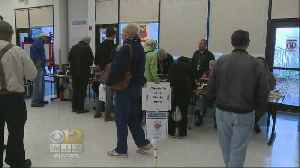 News video: 31,000 Head To The Polls In First Day Of Early Voting