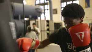 News video: This Boxing Club Also Helps High School Students Graduate