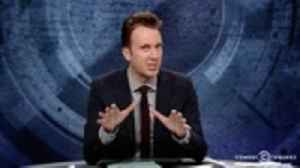 News video: New Jordan Klepper Series Ordered By Comedy Central After 'The Opposition' Is Cancelled | THR News