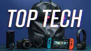 News video: My Top Tech of 2018