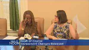 News video: Subcommittee Releases Recommendations On Changing Capitol Culture