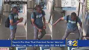 News video: Man Wanted For Punching Woman On Red Line; Victim Might Go Blind
