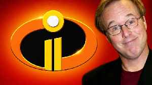 News video: Incredibles 2: The Brilliance of Brad Bird