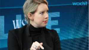 News video: Theranos founder Elizabeth Holmes steps down, charged with wire fraud