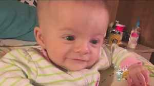 News video: Charges Against Man Accused Of Killing 4-Month-Old Daughter Held For Court