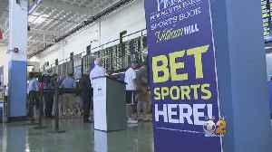 News video: Sports Wagering In New York? Don't Bet On It Just Yet