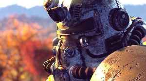 News video: Fallout 76 – Official Trailer