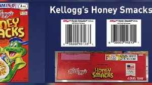 News video: FDA Advises Avoiding All Kellogg's Honey Smacks Cereal Amid Salmonella Outbreak
