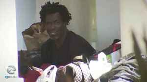 News video: What This Jogger Did to a Homeless Man's Stuff Has a Whole City Talking