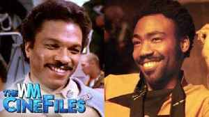 News video: Donald Glover's Lando Calrissian to Get His Own STAR WARS Movie? – The CineFiles Ep. 72