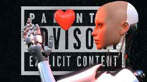 News video: FW: Thinking: Would You Have A Romantic Relationship With A Robot?