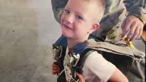 News video: Search for 6-year-old Brendan Sperry to resume Saturday