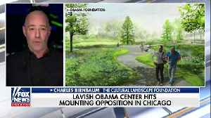 Obama Presidential Center faces opposition in Chicago [Video]