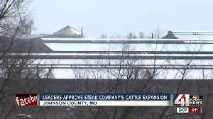 News video: Meat company gets OK for controversial expansion