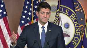 News video: Speaker Ryan 'not comfortable with' families being separated at the border