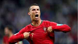 News video: Ronaldo Saves The Day For Portugal In World Cup Match
