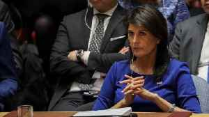 News video: Reports: US to Leave UN Human Rights Council