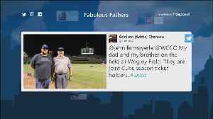 News video: Viewers Share Their Father's Day Pictures From June 16, 2018
