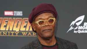News video: Samuel L. Jackson Teases 'Avengers 4' And 'Captain Marvel'