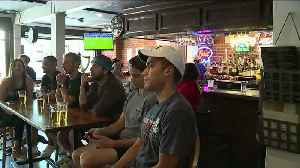 News video: Bars See Less Business Without US in World Cup
