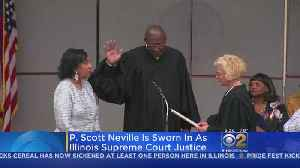 News video: New Illinois Supreme Court Justice