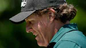 News video: Phil Mickelson 'Stuns' At U.S. Open--And Not In A Good Way