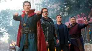News video: 'Avengers: Infinity War' Surges Past 'Titanic' Record At Domestic Box Office