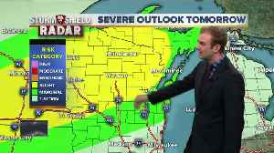 Gino Recchia NBC26 Storm Shield Weather Forecast