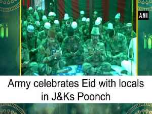 News video: Army celebrates Eid with locals in J&Ks Poonch