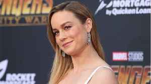 Brie Larson Thought Long And Hard About 'Captain Marvel'