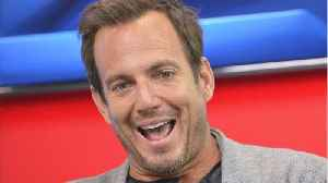 News video: Will Arnett Loves Being A Father