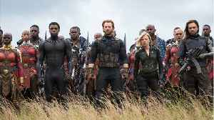 News video: 'Avengers: Infinity War' Passes 'Justice League' Worldwide