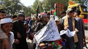News video: Taliban Enter Afghan Cities Unchecked Amid Ceasefire