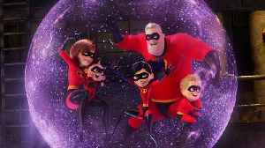 News video: There Is Already Talk Of A Third 'Incredibles' Movie