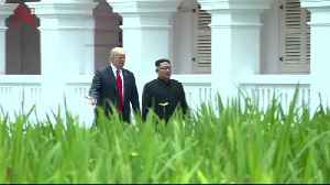 News video: Poll: Majority of Americans Skeptical Of North Korea Denuclearization, Despite Trump Summit