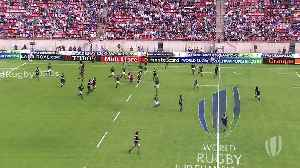 News video: South Africa 40-30 New Zealand - World Rugby U20 Championship Highlights