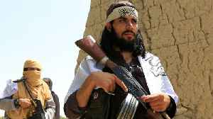 News video: Taliban Ends Ceasefire With Early Attack